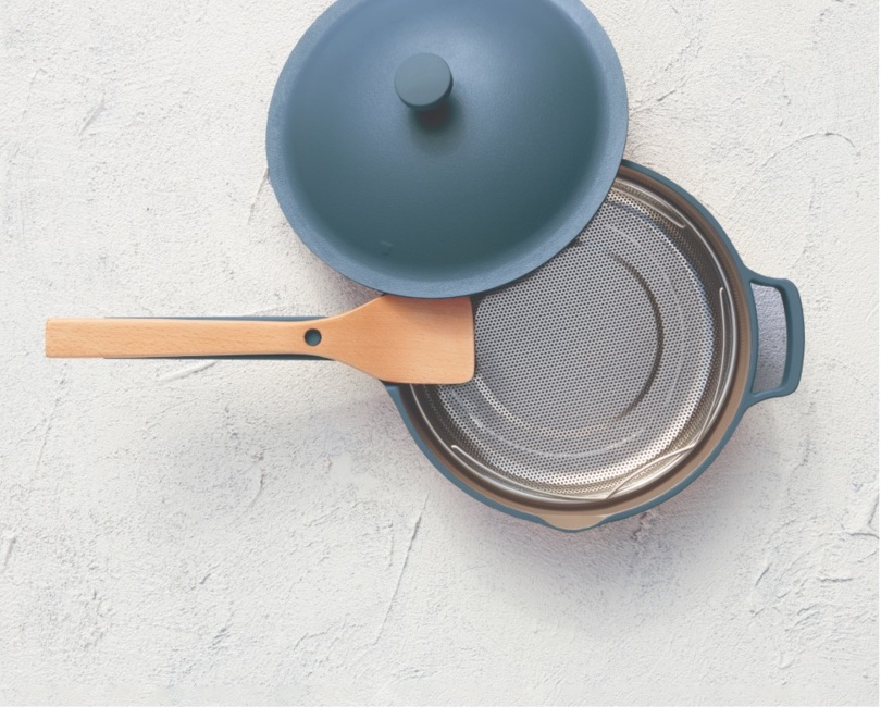 The Always Pan is a cult favorite multipurpose pan replacing 6 different kitchen items | Food and kitchen gifts from AAPI-owned shops