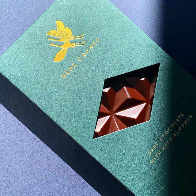 Deux Cranges makes outrageous chocolate care packages in exotic flavors, with vegan options too | AAPI-owned food and kitchen gifts