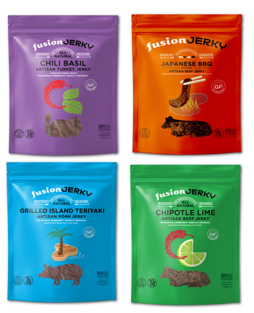 AAPI-owned food gifts: Fusion makes gourmet jerky in exotic flavors