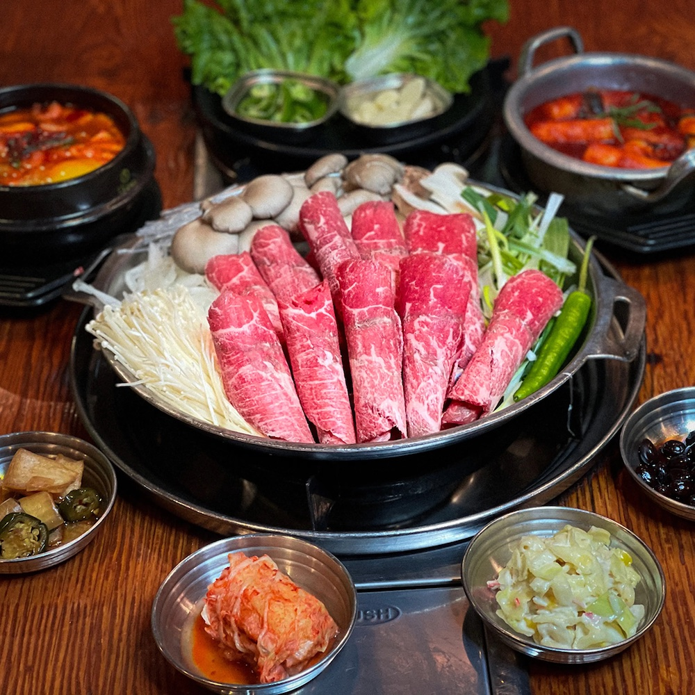 A full Korean BBQ dinner kit delivered from Jongro: Food gifts supporting AAPI owned businesses