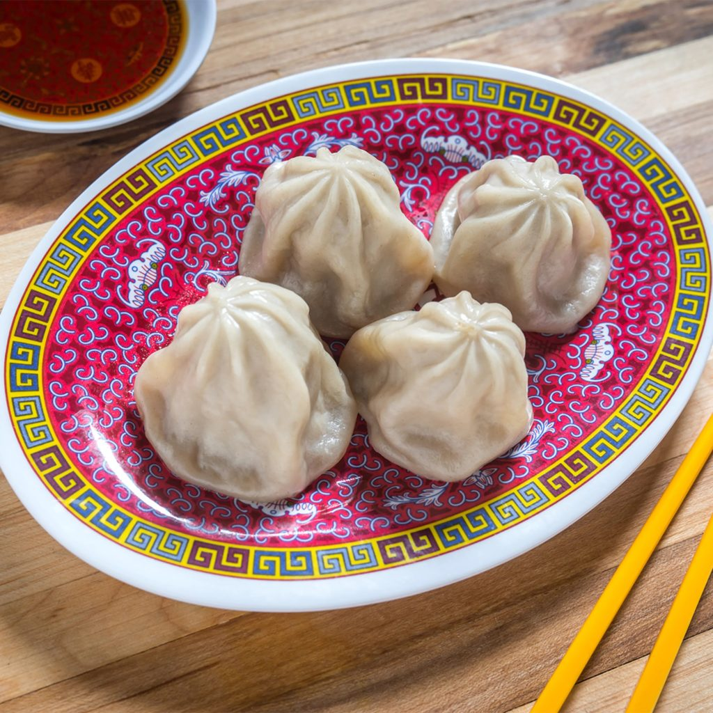 Nom Wah's famous soup dumplings can be delivered nationwide straight from Chinatown!