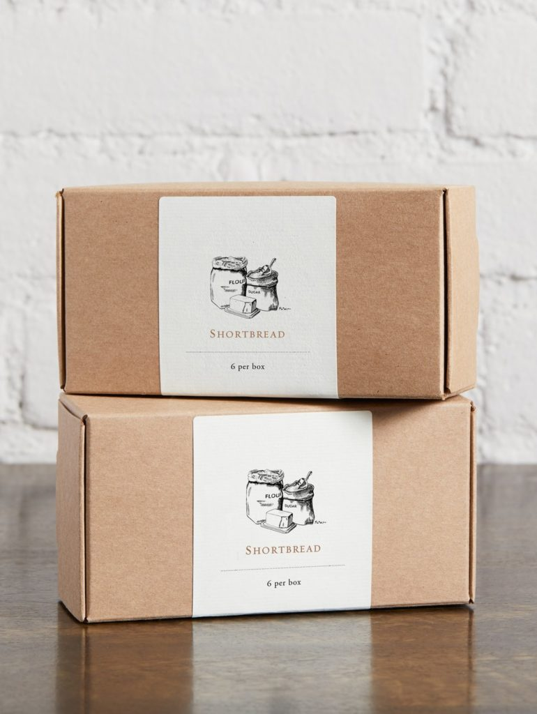 Premium shortbread from Te Company | AAPI-owned food gifts