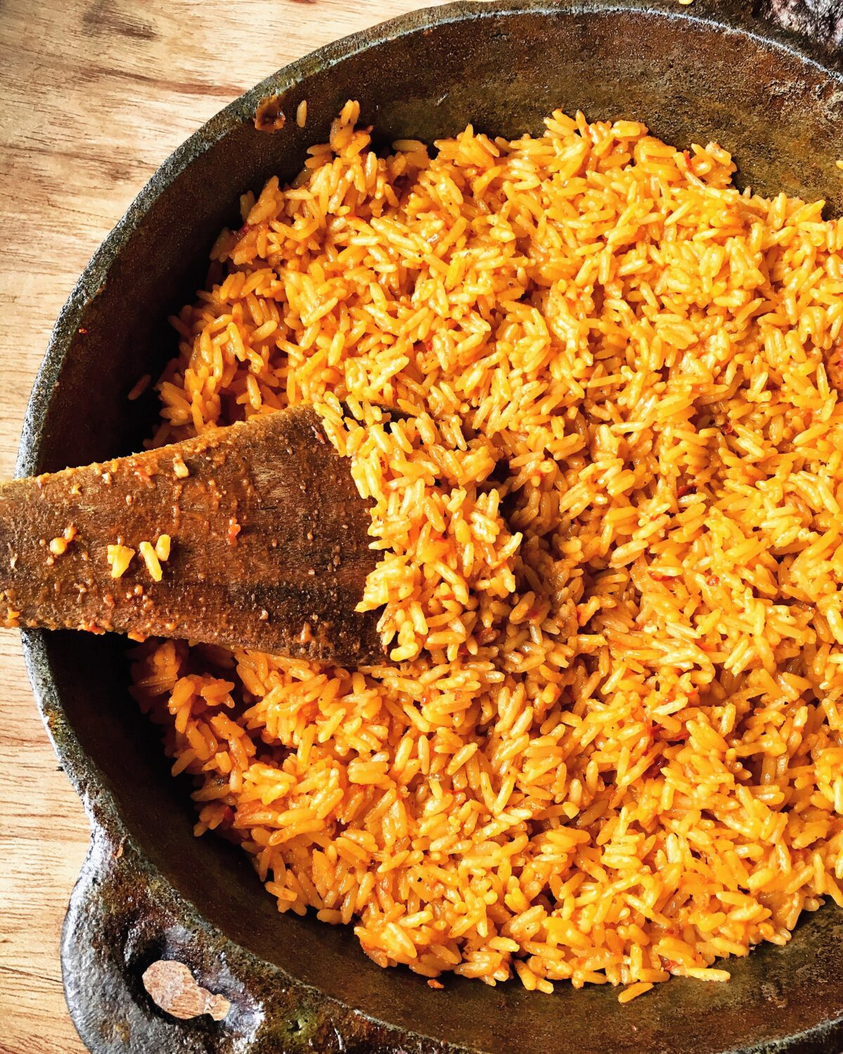Juneteenth Cookout 2021: Smoky Party-Style Jollof Rice | Immaculate Ruému