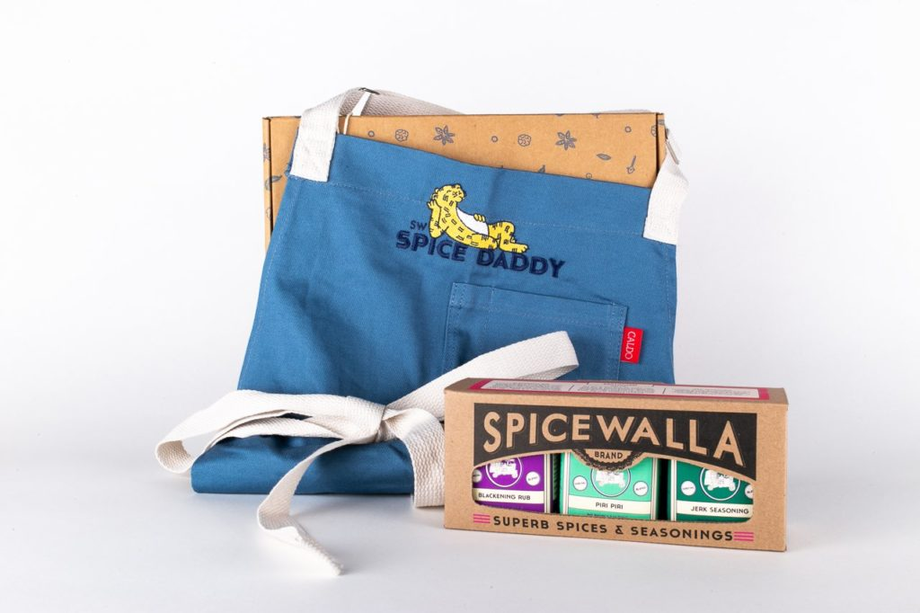 Spice Daddy BBQ Bundle Gift Set : food and kitchen gifts supporting AAPI-owned businesses