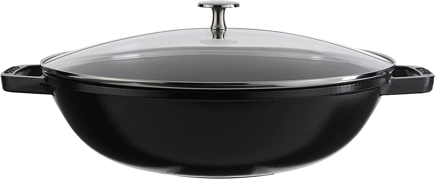 Weekly meal plan ideas: The Staub Perfect Pan is the perfect pan for this week's dinners.