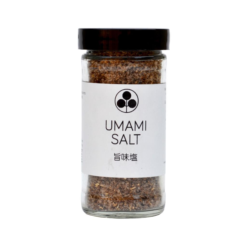 Umami Salt from Umami Mart in partnership with Oaktown spice | Food and kitchen gifts supporting AAPI owned businesses