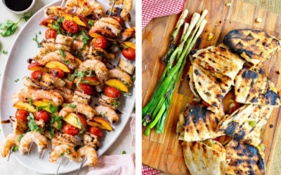 Fire up the grill and try these 5 easy grilled dinner recipes my kids love | 2021 Meal plan ideas #25