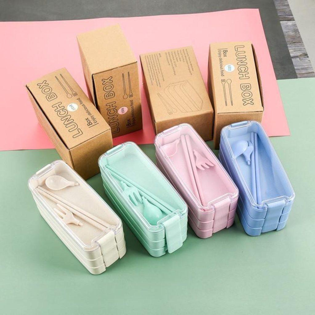 Cool Lunchbags for Teens: Cool Lunchbags for Teens: EcoFriendly-BentoBox-from-Usina-on-Etsy