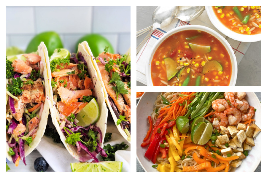 Favorite family recipes for the end of summer rush: Weekly Meal Plan Ideas #31