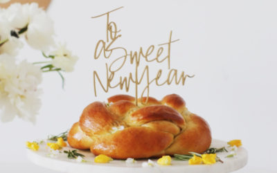 3 challah recipes to help celebrate Rosh Hashanah with a little extra sweetness