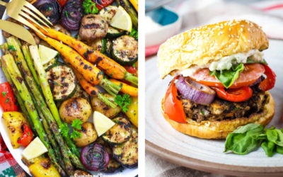 5 dinners featuring the best of August produce   2021 meal plan ideas #29