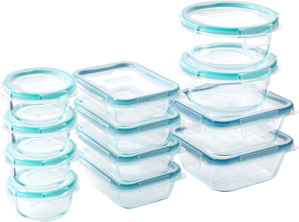 5 kitchen organization tips for those of us who spent a lot of time at home this past year: Clean out your Tupperware drawer