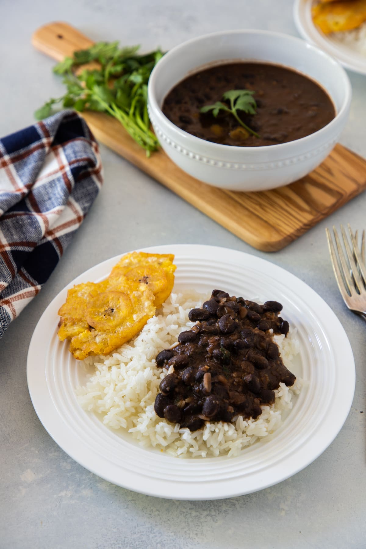 Cozy Fall Meals: Dominican Black Bean Stew from My Dominican Kitchen