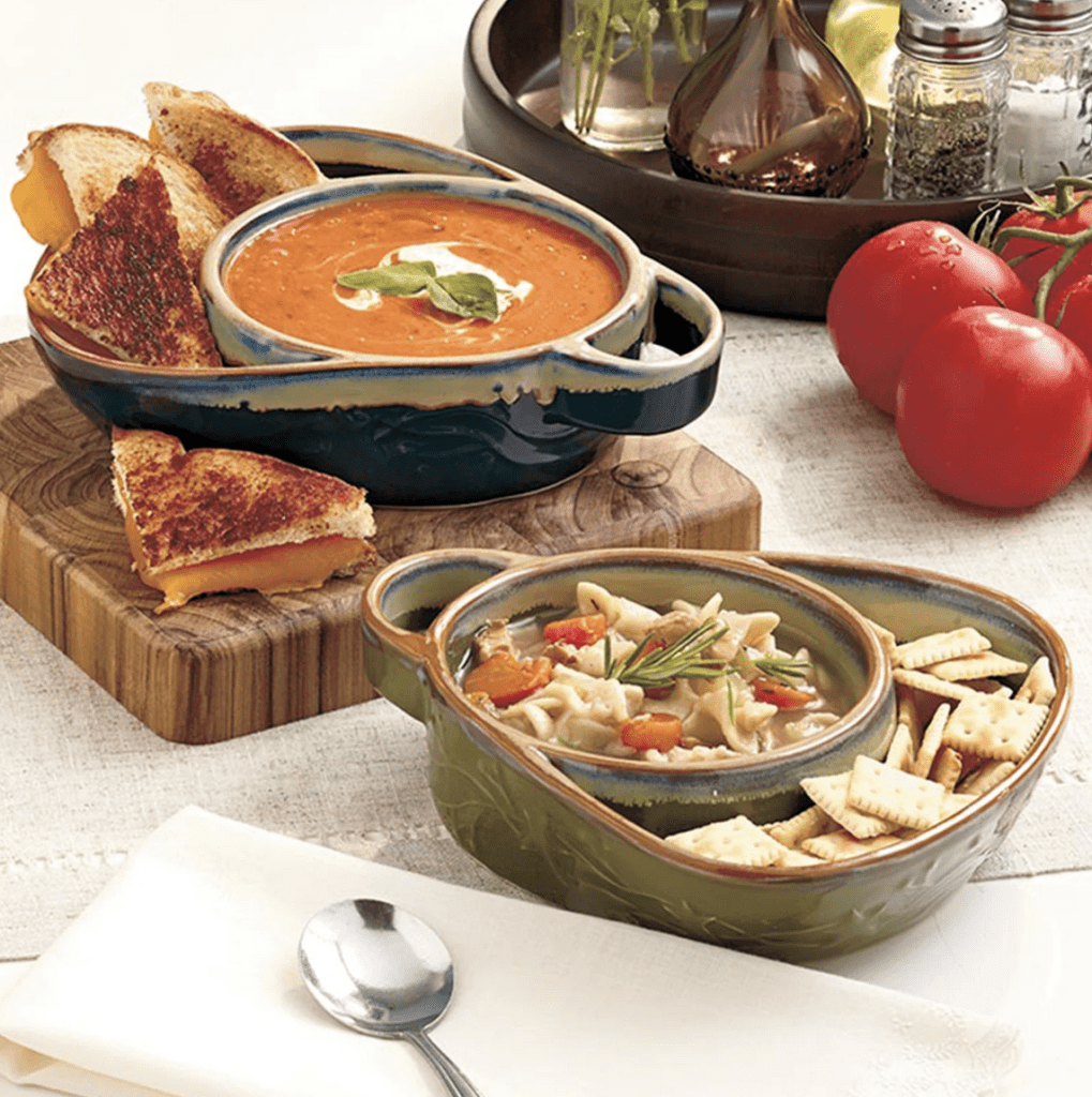 Soup and Side Bowls from The Home Boom