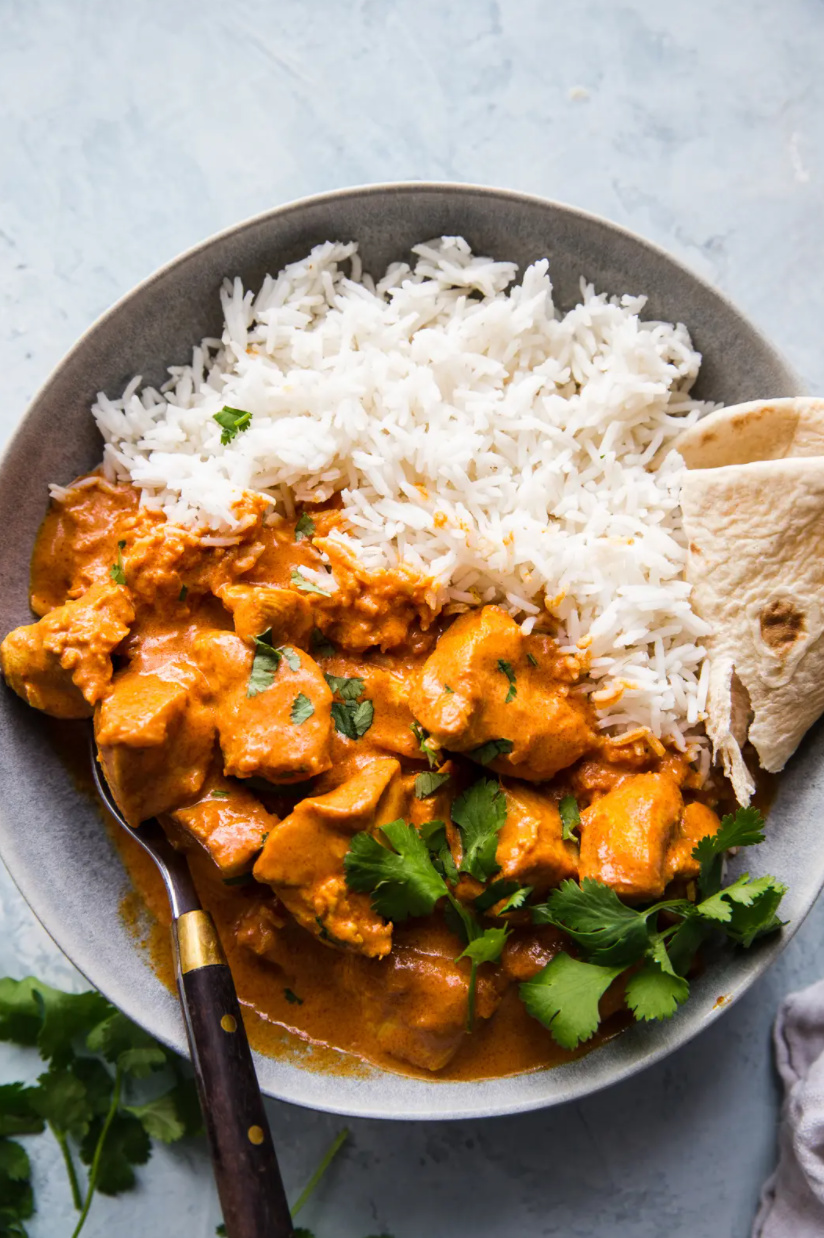 6 flex sauces that can do double-duty for meat lovers and vegetarians: Stovetop Butter Chicken | The Modern Proper