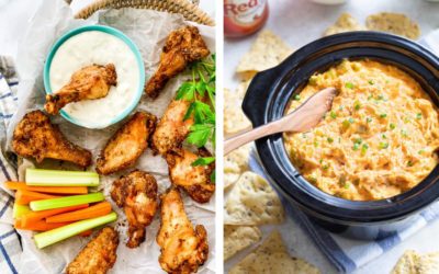 """Tasty tailgating recipes so good, we're adding """"tailgate night"""" to our weekly dinner rotation."""