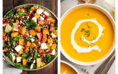 Fabulous fall comfort meals | Meal Plan Ideas #39